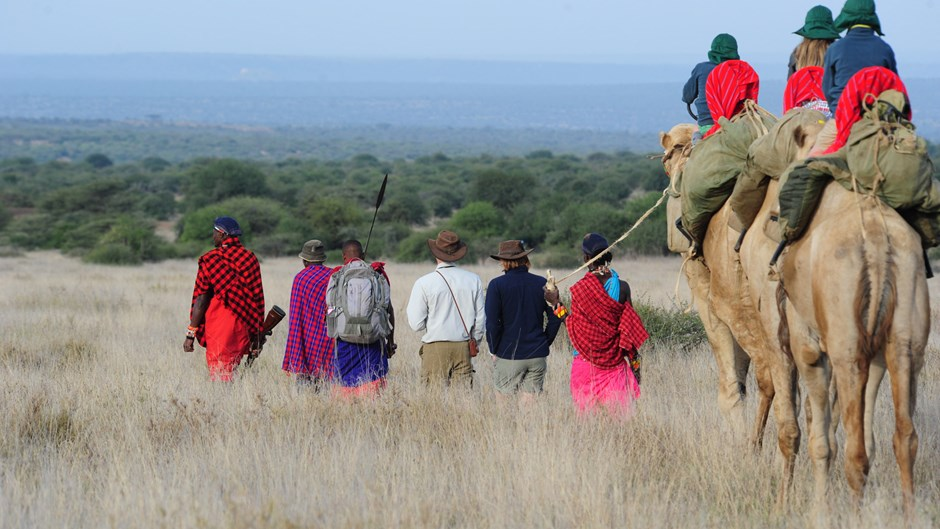 Karisia Walking Safaris