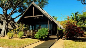 Anjajavy Lodge. Madagascar - Copyright David Rogers