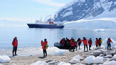 M/V Ortelius, Polar Expedition Ship