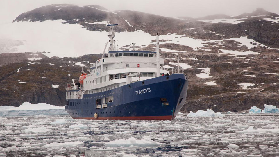 M/V Plancius, Polar Expedition Ship