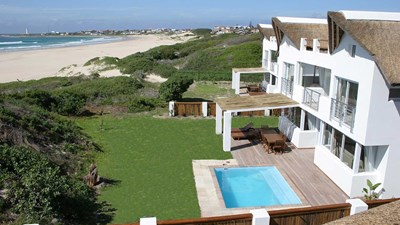 Beach Break at Cape St Francis Resort, South Africa