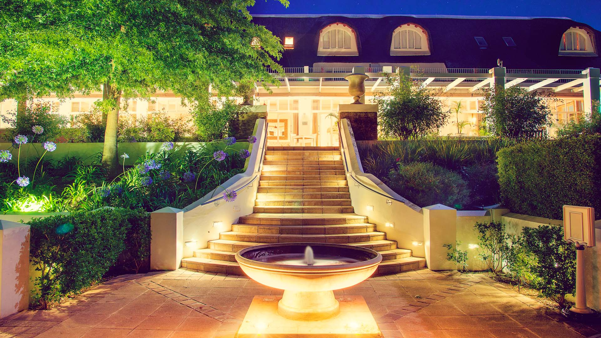 Le Franschhoek Hotel & Spa, South Africa