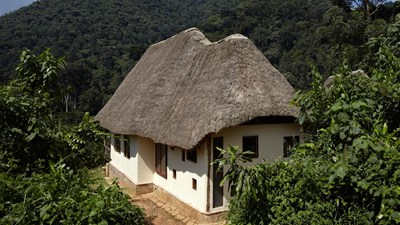 Exterior Lodge  - Bwindi Lodge, Uganda