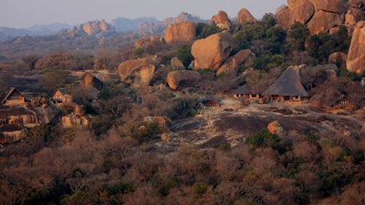 Big Cave Camp, Zimbabwe