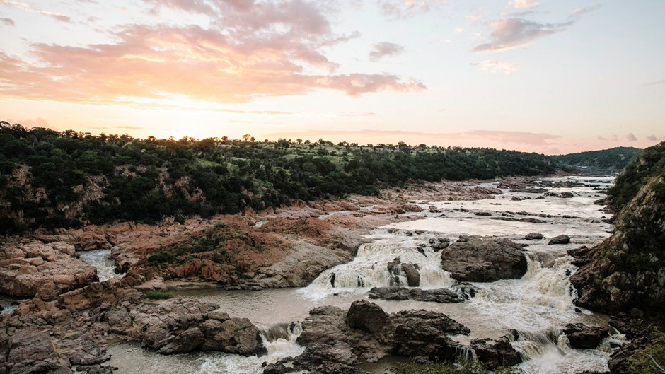Chilo Gorge Lodge, Zimbabwe