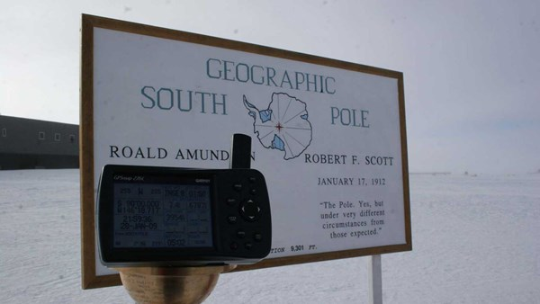 South Pole, Whichaway Camp