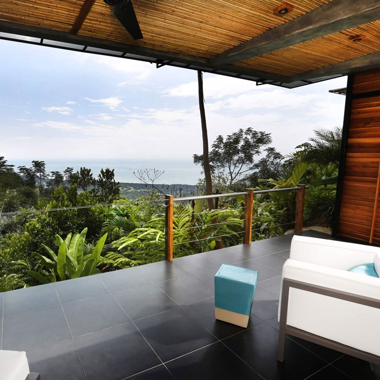 Amazing accommodation in Costa Rica