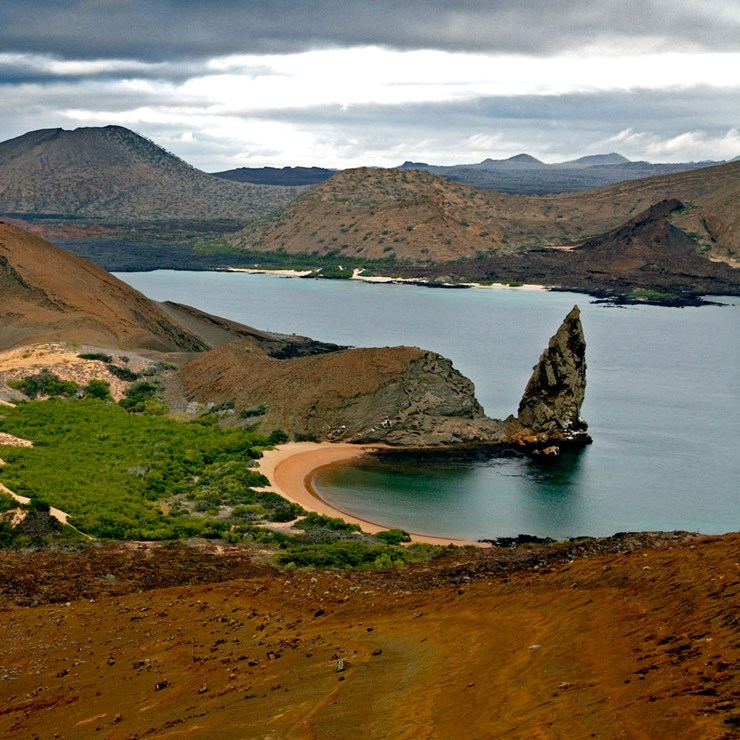 Amazing landscapes, Galapagos Islands