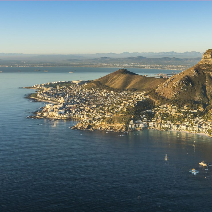 Amazing Cities Cape Town, South Africa
