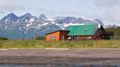 Katmai Wilderness Lodge, Alaska