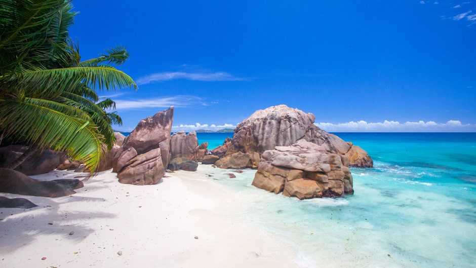 Beachfront, the Seychelles