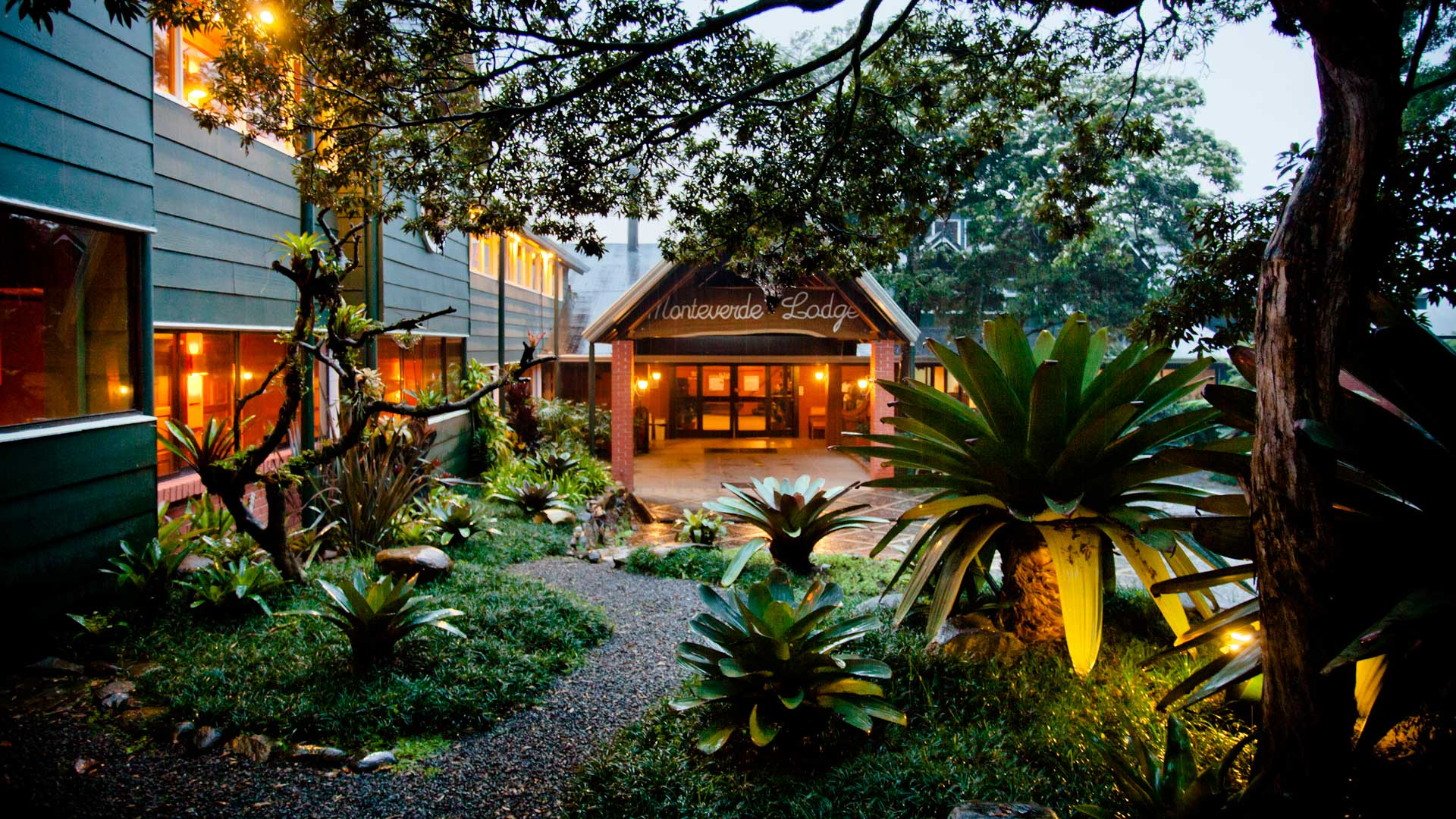 Monteverde Lodge, Costa Rica
