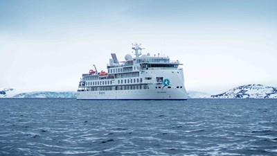 MS Greg Mortimer