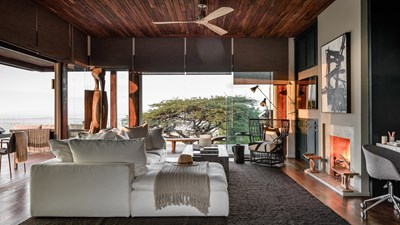 Singita Saskwa Lodge, Hillside Suite, Tanzania