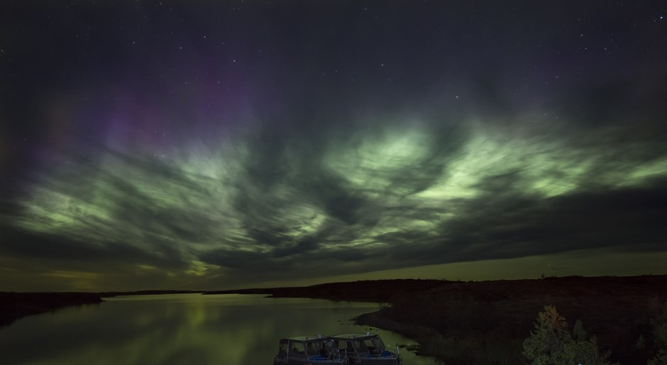 Northern Lights and Arctic Haven Boats