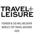 Travel and Leisure A-List 2020