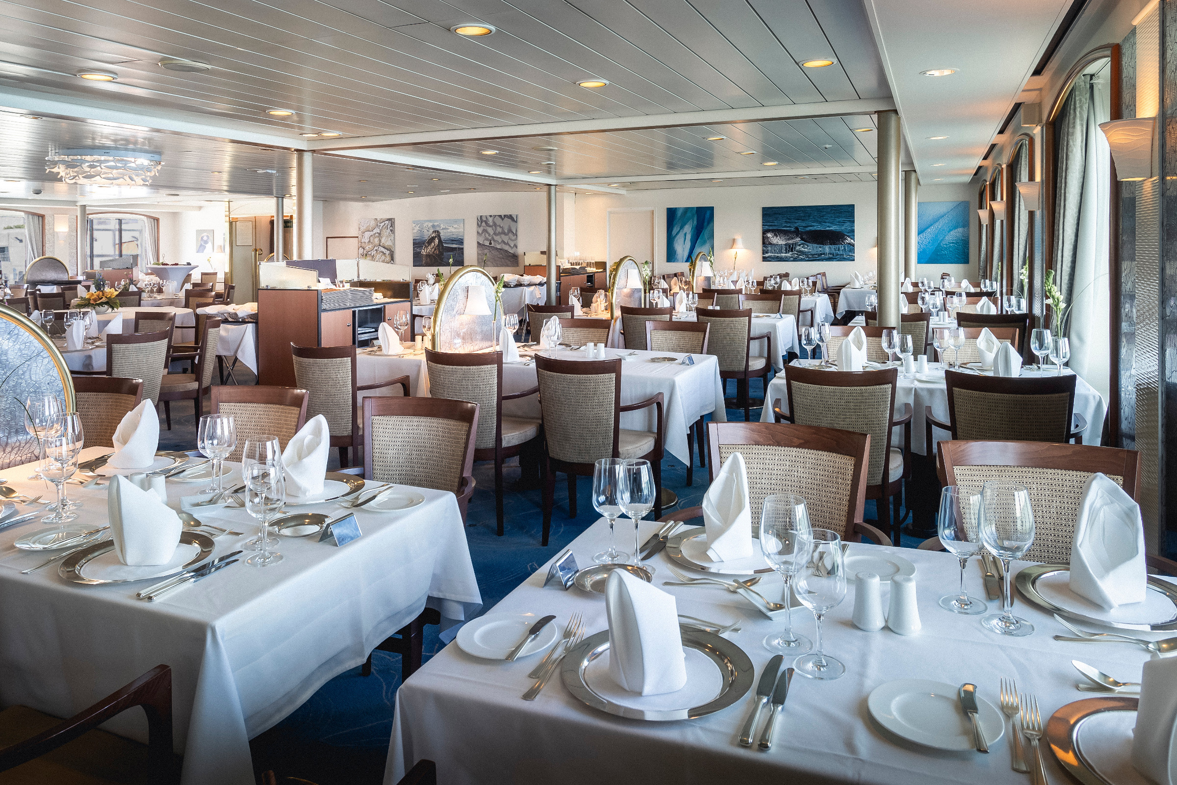 MS Seaventure Dining Room
