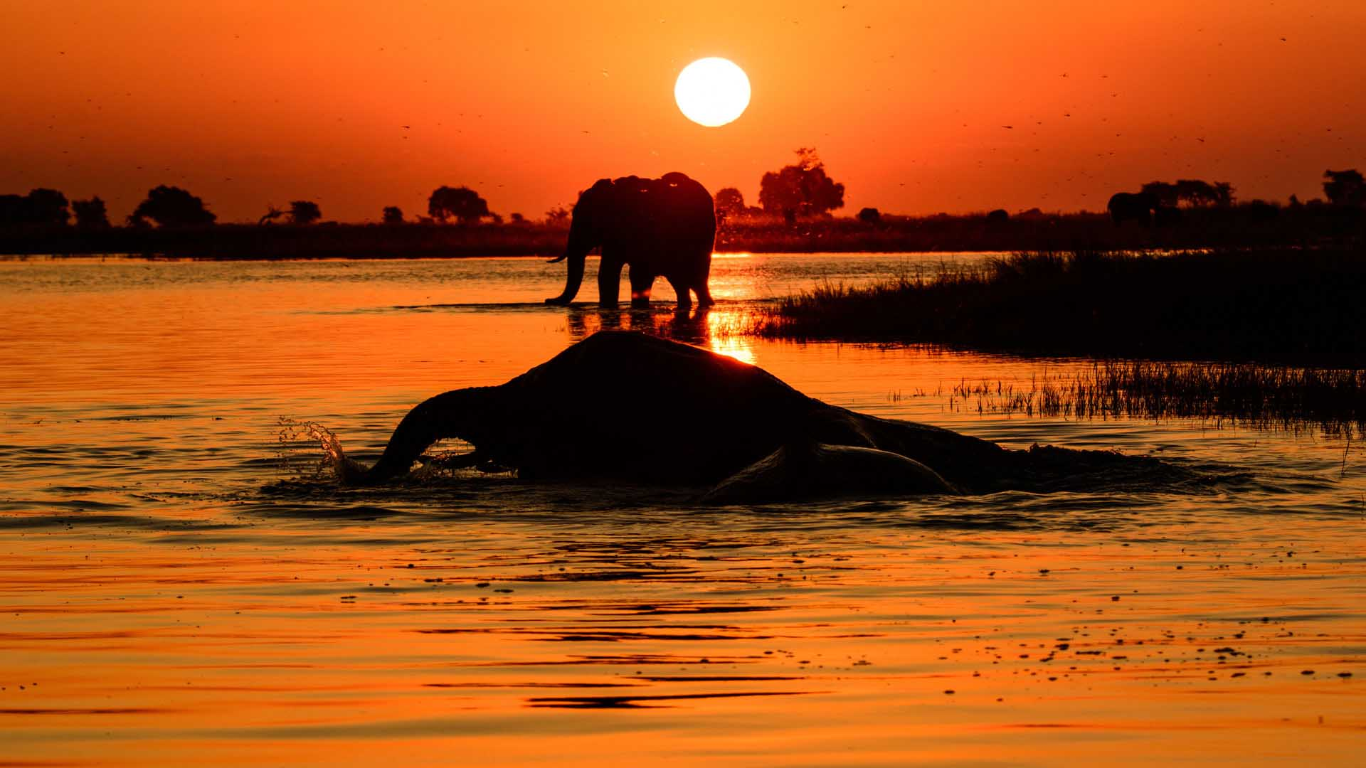 The Physical Features of Botswana - Natural World Safaris