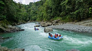 Rafting Pacuare, Costa Rica
