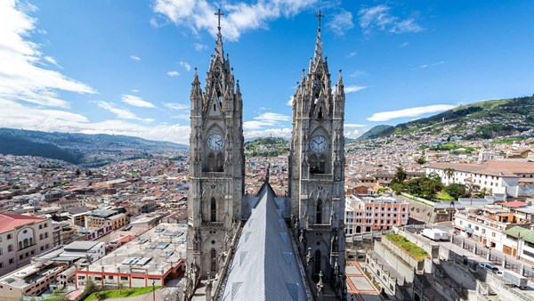 Quito Towers, Ecuador