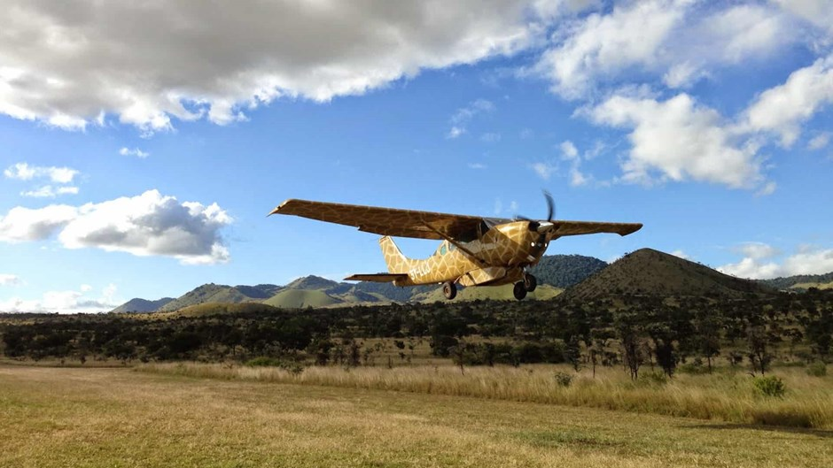Trans Africa Epic Flying Safari