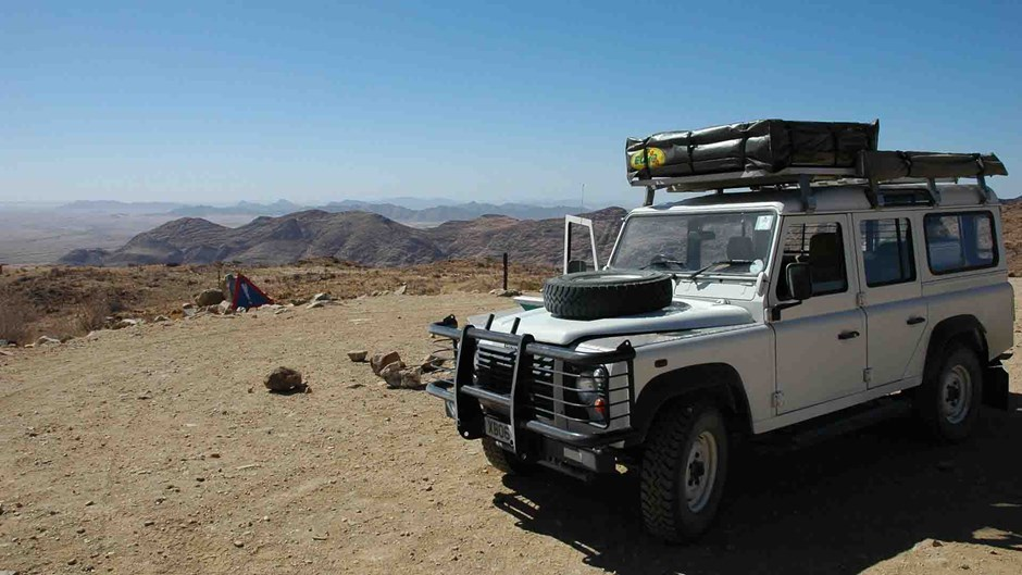 Namibia safaris; self drive
