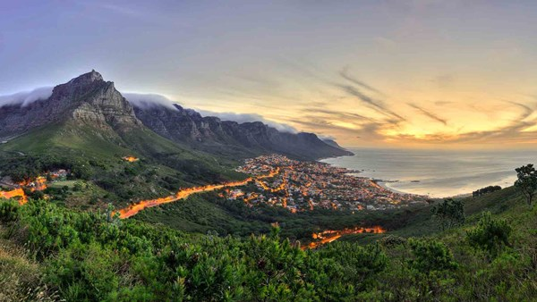 Cape Town Views, South Africa