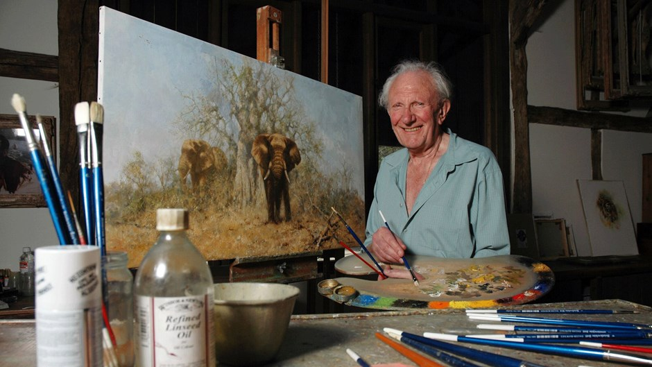 David Shepherd, Natural World Hero
