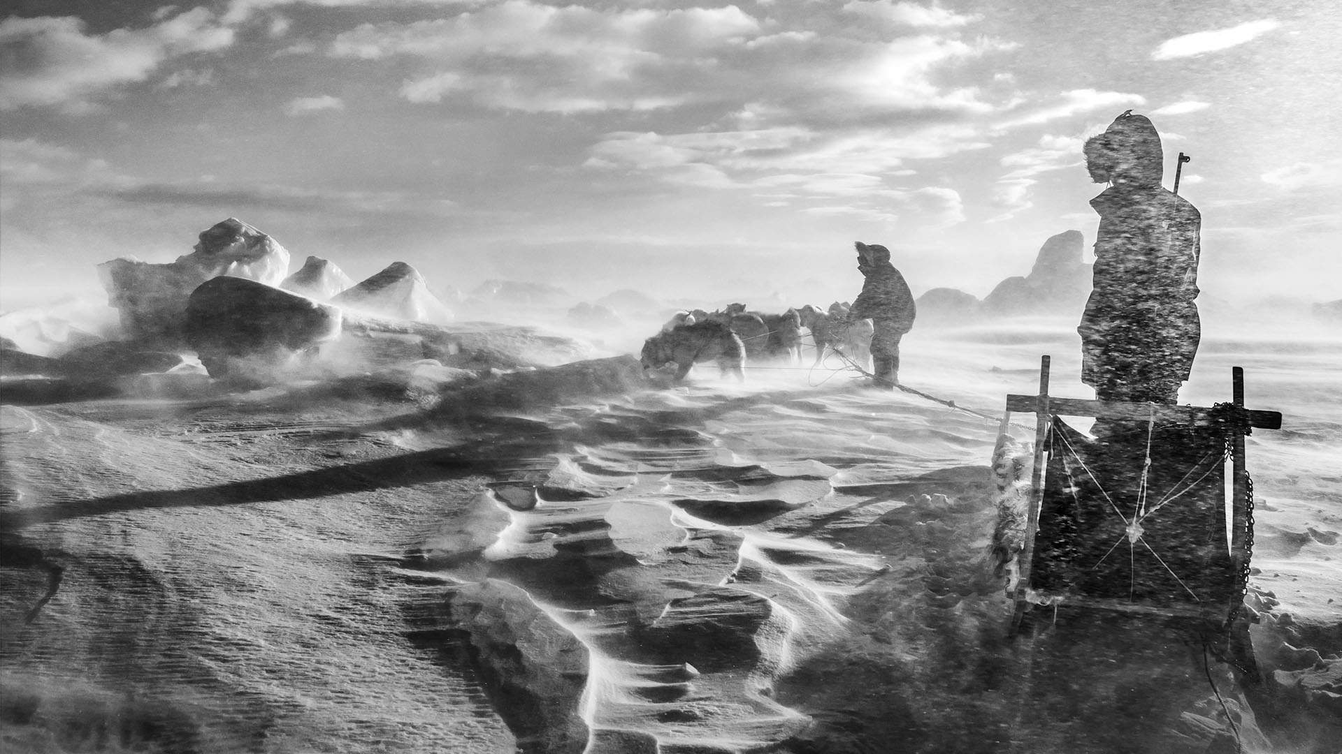 The Last of the big Hunters by David Yarrow