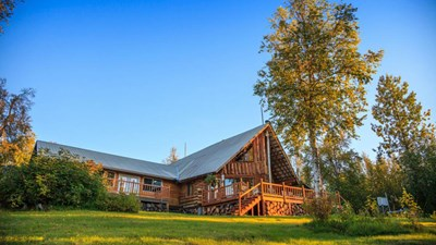 Winterlake Lodge, Alaska