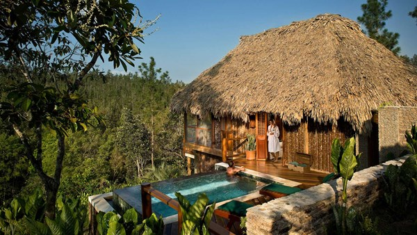 Blancaneaux Lodge, Belize