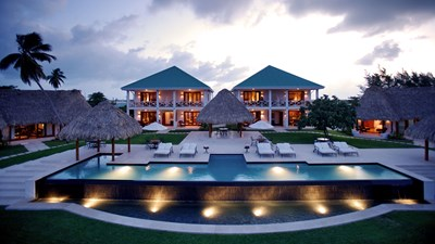 Victoria House, Belize