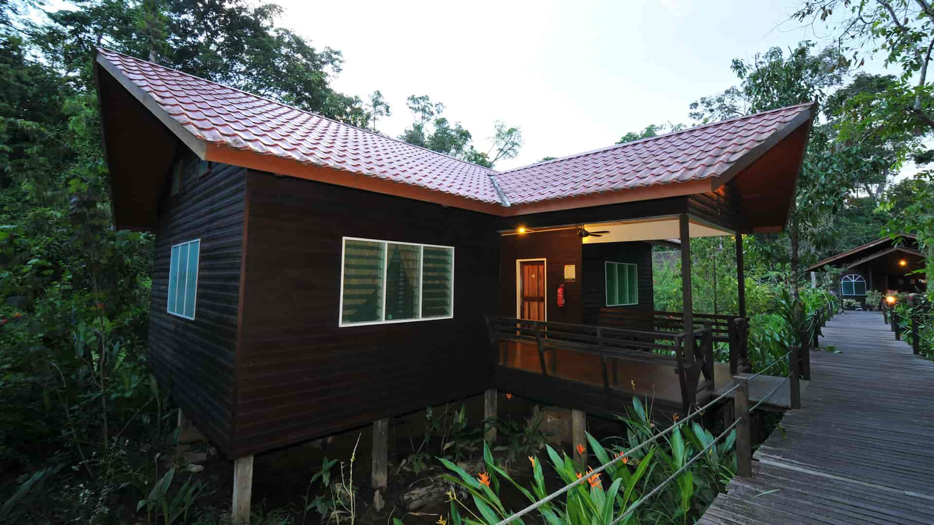Abai Jungle Lodge, Borneo