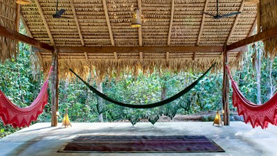 Anavilhanas Jungle Lodge, Brazil