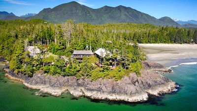 Middle Beach Lodge, Canada