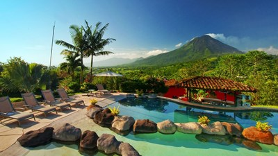 Mountain Paradise, Costa Rica