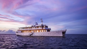 M/Y Grace, Galapagos Islands