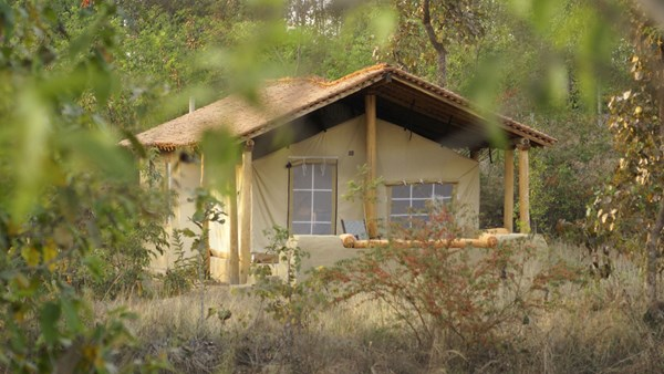 Shergarh Tented Camp, India