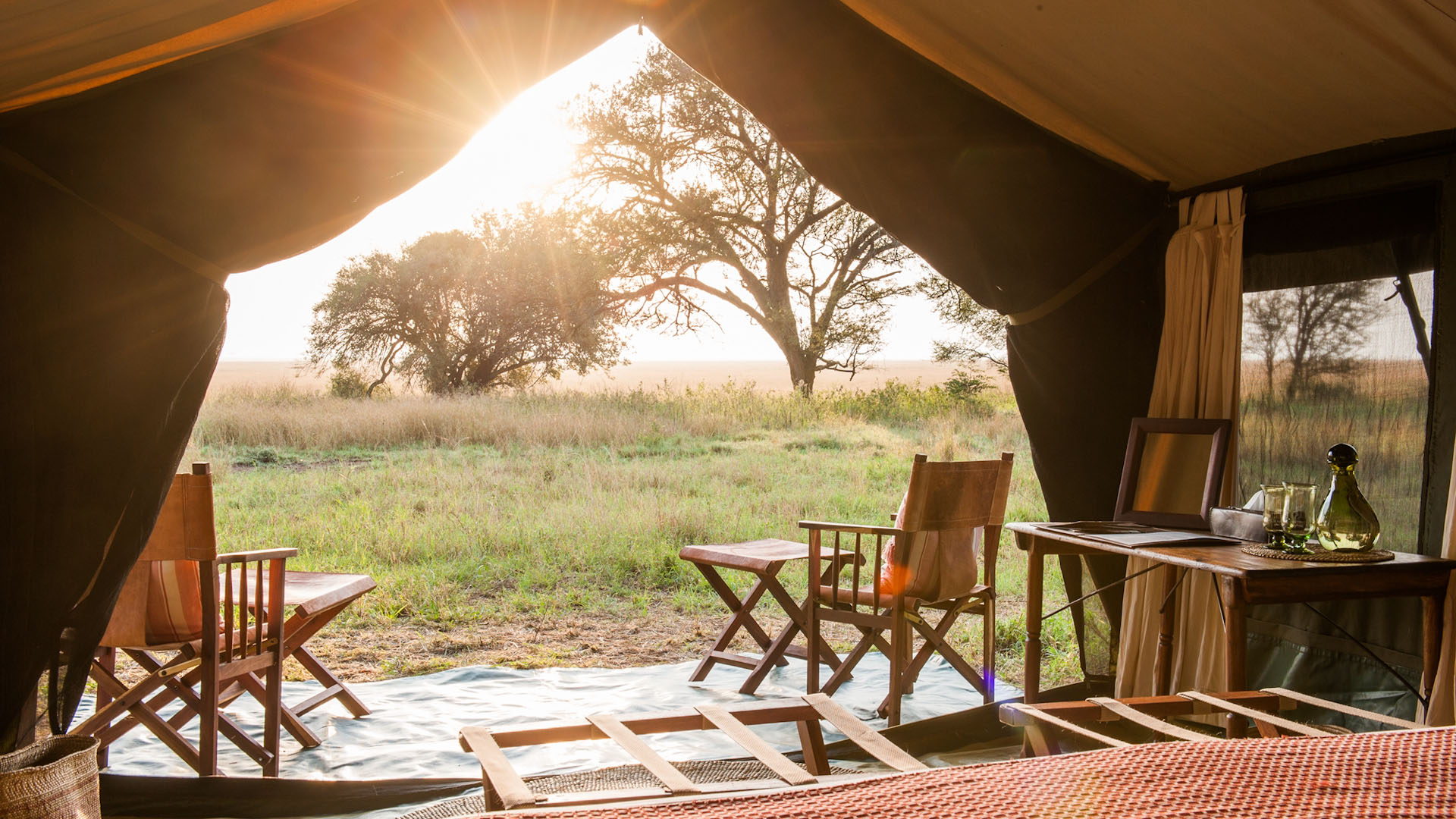 Serengeti Safari Camp Tanzania Natural World Safaris