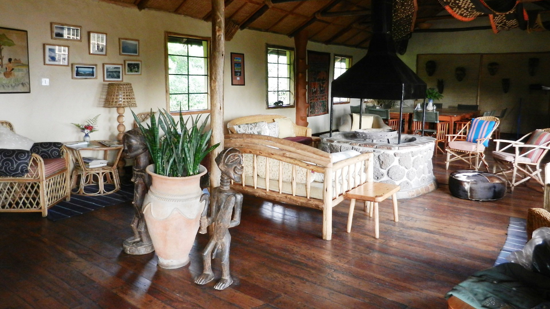 Image result for mount gahinga lodge