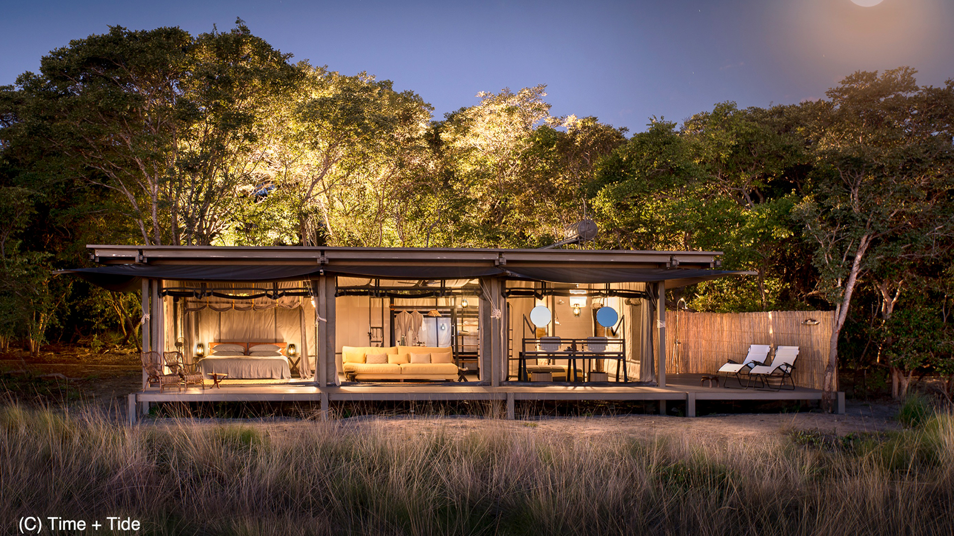 King Lewanika Lodge Zambia Natural World Safaris