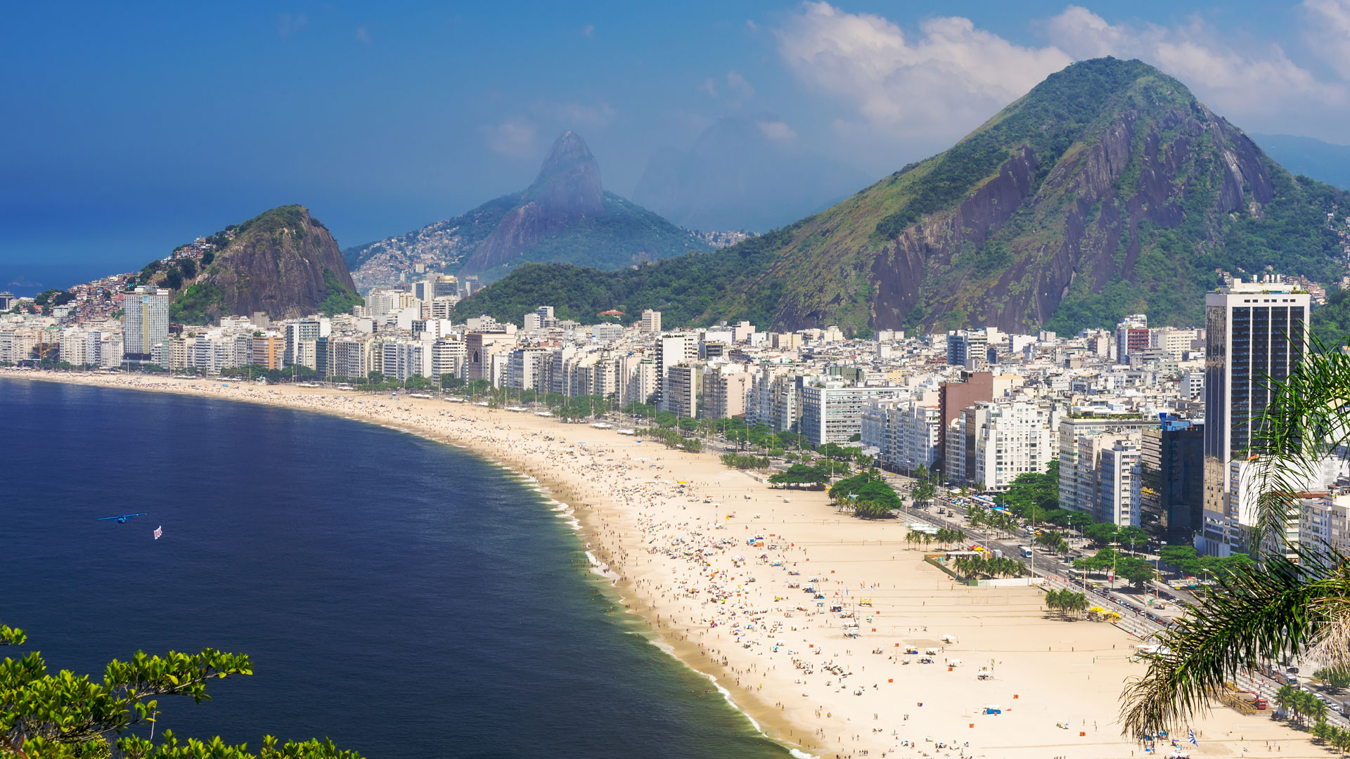 how to get from rio international airport to copacabana