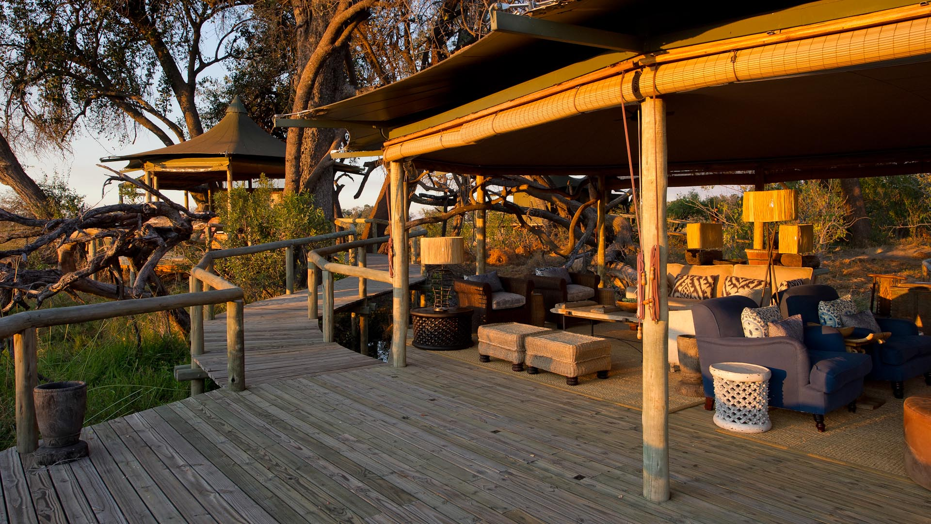 Little Vumbura Camp Botswana Natural World Safaris
